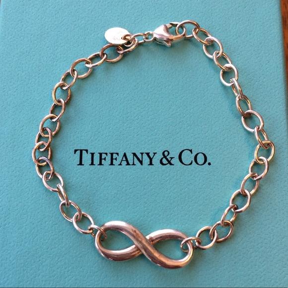 f3682445a55f6 Tiffany & Co Infinity Bracelet (sterling silver)